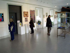 Torre Abbey Exhibition Main Gallery
